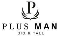Dress overhemd van Plus Man