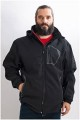 Outdoor softshell jas van KAM Jeanswear (water- en winddicht)