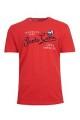 Korte mouw t-shirt van Redfield