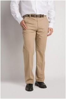 Casual katoenen broek van Plus Man