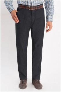 Elastische 5-pocket jeansbroek van Rockford-54-Antra