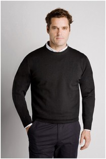 Wollen trui van Plusman