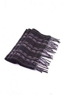 Gestreepte sjaal van Kai Balke