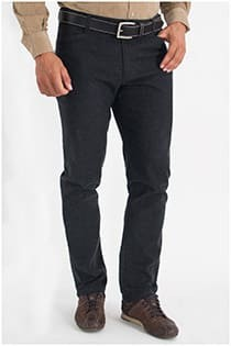 5-pocket broek van Plus Man met stretch