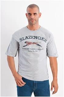 Slazenger korte mouw t-shirt