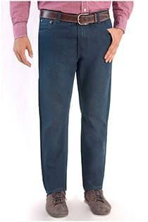5-pocket gewassen jeansbroek van Koyote