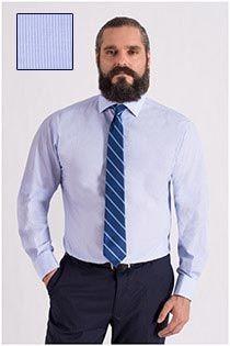 Dress overhemd van Plus Man