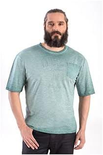 Hajo korte mouw t-shirt met print