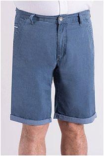 5-pocket elastische bermuda van Pionier