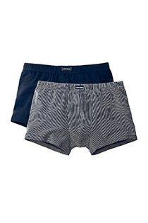 2 pack elastische boxers van Ceceba