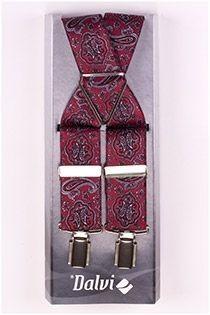 Bretels van Dalvi met patroon