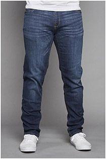 Elastische 5-pocket jeans van Replika