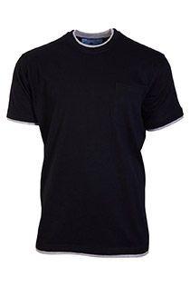 AANBIEDING: Uni korte mouw t-shirt Redfield