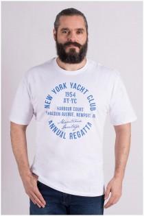 Redfield korte mouw t-shirt