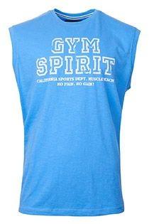 Speciale AANBIEDING: Mouwloos t-shirt Redfield borstprint