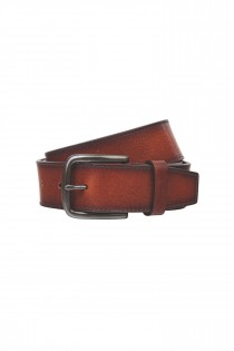 Lederen riem van The Art of Belt