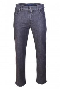 Black denim jeansbroek van Pionier