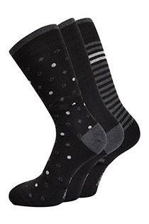 3-pack sokken van Smith & Jones