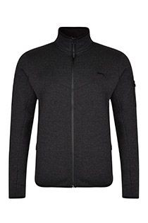 Fleece trainingsjas van Slazenger