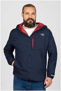 Jack & Jones outdoorjas met capuchon