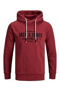 Jack & Jones trui met capuchon