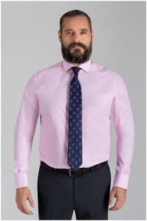 Dressoverhemd van Plusman