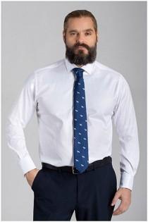 Dresshemd van Plusman