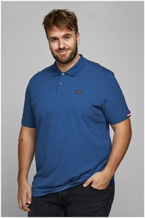 Korte mouw polo van Jack & Jones
