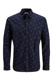 Lange mouw overhemd van Jack & Jones