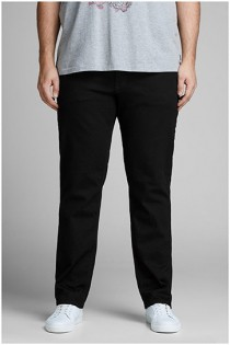 Black denim 5-pocket jeans van Jack & Jones