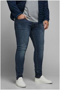 Elastische 5-pocket jeansbroek van Jack & Jones