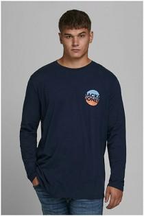 Lange mouw t-shirt van Jack & Jones