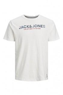 Jack & Jones korte mouw t-shirt van biologisch katoen