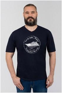 Korte mouw t-shirt van Kitaro