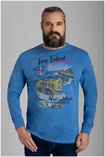 Lange mouw t-shirt van Kitaro