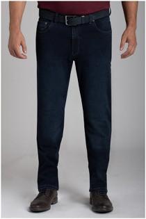 Extra lange elastische 5-Pocket-Jeansbroek van Pionier