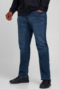 5-pocket elastische jeansbroek van Jack & Jones