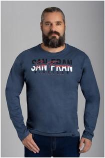 Lange mouw t-Shirt van Forestal.