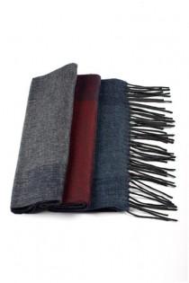 Meerkleurige sjaal van Fiebig