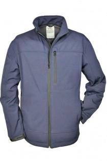 Outdoor softshell jas van Brigg (water- en winddicht)