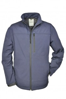 Outdoor softshell jas van Brigg (water- en winddicht)