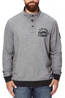 Katoenen sweatshirt van S.Oliver