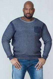 Ronde hals sweater van D555