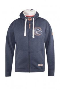 Extra lange hoodie van D555