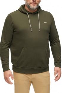 Effen sweatshirt van S.Oliver