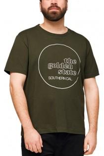 Korte mouw t-shirt van s.Oliver