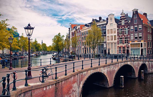 Grote maten Amsterdam
