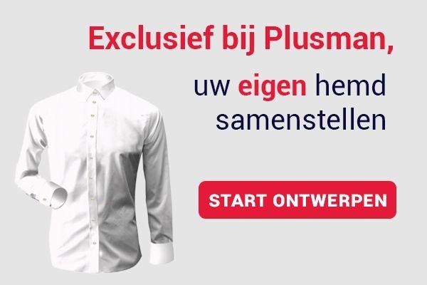 Stel uw gepersonaliseerde overhemd zelf samen