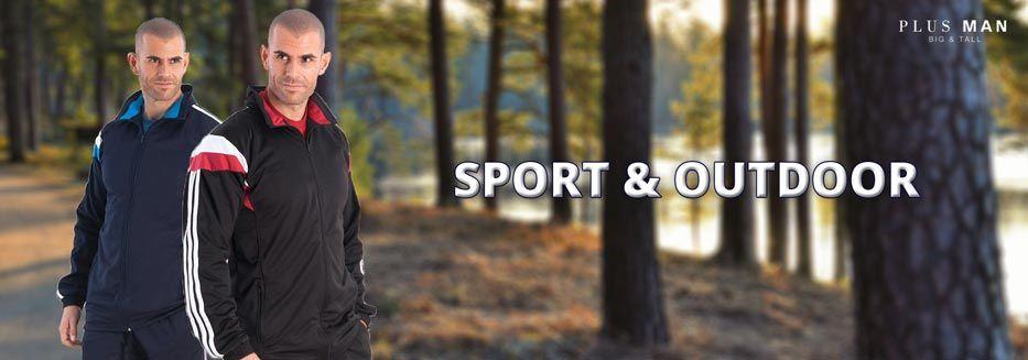 Grote maten sport- & outdoorkleding