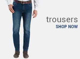 Trousers in plus sizes